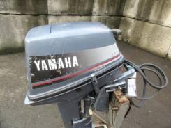 Yamaha. 6,00л.с., 2х тактный, бензин, нога L (508 мм), Год: 1999 год
