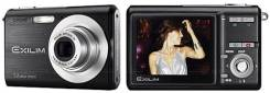 "Фотоаппарат Casio Exilim EX-Z70 7,2 МП, 3х оптический зум, экран 2,5"". 7 - 7.9 Мп, зум: 3х"