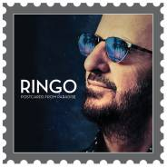 "CD Ringo Starr ""Postcards from paradise"" 2015 USA"