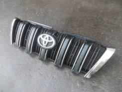 Решетка радиатора. Toyota Land Cruiser Prado, GRJ150W, GRJ150