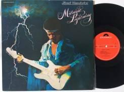 HARD! БЛЮЗ Джими Хендрикс / Jimi Hendrix - Midnight Lightning - JP LP
