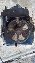 Радиатор кондиционера. Toyota Hiace Двигатель 1KZTE