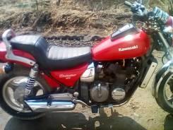 Kawasaki. 450 куб. см., исправен, без птс, с пробегом