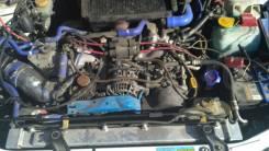 Двигатель в сборе. Subaru Forester, SF5 Subaru Impreza, GC8 Двигатель EJ20G
