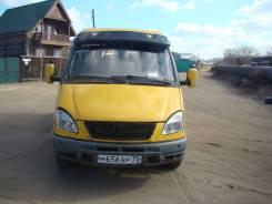 ГАЗ 322132. Продается ГАЗель, 2 500 куб. см., 13 мест