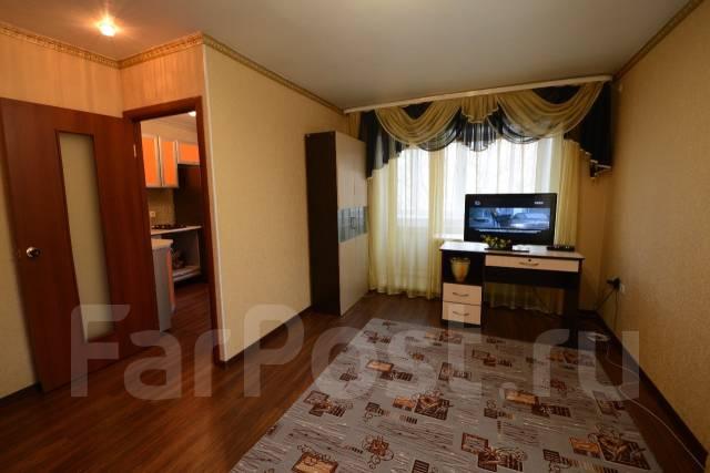 1-комнатная, улица Комсомольская 38. Центральный, 40 кв.м. Комната