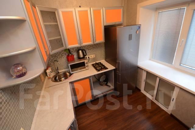 1-комнатная, улица Комсомольская 38. Центральный, 40 кв.м. Кухня