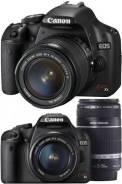 Canon EOS 500D Kit. 15 - 19.9 Мп, зум: 14х и более