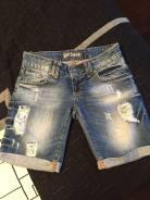 Шорты джинсовые. Рост: 80-86 см