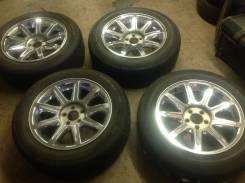 Продам колёса 225/60R18 Chrysler 300C Dodge Magnum. 7.5x18 5x114.30, 5x115.00 ET24