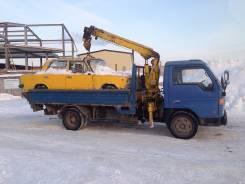 Mazda Titan. Самогруз, 3 500 куб. см., 3 000 кг., 9 м.