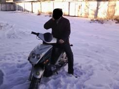 Moto (китаец), 2013. 48 куб. см., исправен, птс, с пробегом