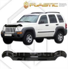 Дефлектор капота. Jeep Liberty