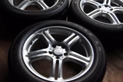 Bridgestone. 7.5x18, 5x114.30, ET43, ЦО 73,0мм.