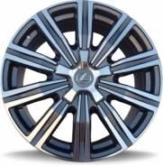 Lexus. 8.5x20, 5x150.10, ET60. Под заказ
