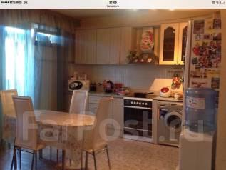 3-комнатная, Озерный бульвар 11б. Постышева, агентство, 64 кв.м. Кухня