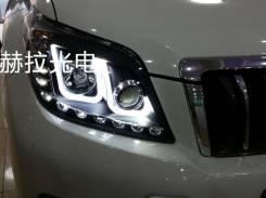 Фары (Тюнинг Комплект) Toyota Land Cruiser Prado 150 2009-2013.