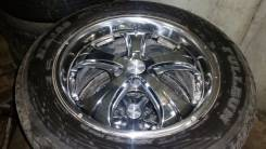 255/55R18 на литье. x18 5x114.30 ET-35