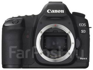 Canon EOS 5D Mark II. 20 и более Мп, зум: без зума