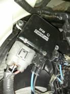 Блок управления вентилятором. Nissan