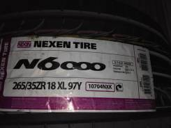 Nexen N6000. Летние, 2014 год, без износа, 2 шт