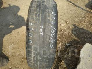 Bridgestone Blizzak Revo1. Зимние, без шипов, 2004 год, износ: 90%, 1 шт