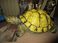 Черепаха из бетона