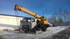 Ивановец КС-35715. Автокран Ивановец 35715 16тн 18м, 16 000 кг., 18 м.