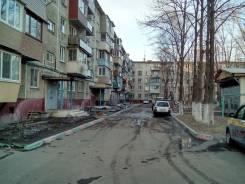 2-комнатная, улица Комсомольская 55. Центр, частное лицо, 44кв.м. Дом снаружи