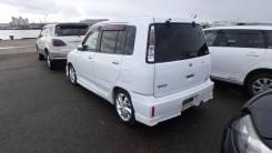 Обвес кузова аэродинамический. Nissan Cube, AZ10 Двигатель CGA3DE