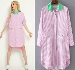 Платья-рубашки. 38, 40, 42, 44, 40-44