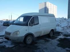 ГАЗ Соболь. Продаётся газель Соболь, 2 285 куб. см., 1 000 кг.