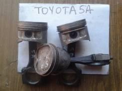 Шатун. Toyota: Corolla, Corolla Levin, Soluna Vios, Corona, Carina, Vios, Sprinter Trueno, Sprinter, Sprinter Marino, Vios / Soluna Vios, Corolla Cere...