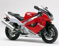 Yamaha YZF 1000. 1 000 куб. см., птс, с пробегом