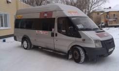 Ford Transit. Ford tranzit, 2 400 куб. см., 18 мест