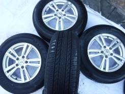 Bridgestone Dueler H/L. Всесезонные, 2013 год, износ: 10%, 4 шт