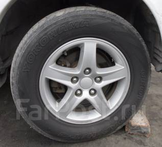 Toyota. 5.5x15, 5x114.30, ET35, ЦО 66,1мм.
