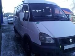 ГАЗ Газель Бизнес. Пассажирскую Газ 322132 возможно с маршрутом, 2 890 куб. см., 12 мест