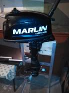 Marlin. 5,00л.с., 2х тактный, бензин, нога S (381 мм)