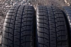 Bridgestone Blizzak WS-80. Зимние, без шипов, 2014 год, износ: 20%, 2 шт