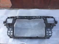 Рамка радиатора. Hyundai Santa Fe