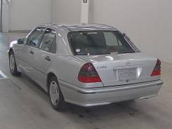 Бампер. Mercedes-Benz C-Class, W202