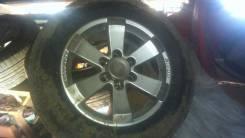 Продам комплект колес. x17 6x139.70