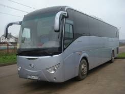 Shenlong. Туристический автобус Sunlong SLK 6126, 49 мест