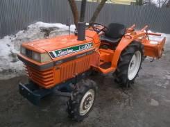 Kubota L1-R22. Мини трактор , 1 400 куб. см.