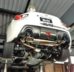 Выхлопная система. Toyota GT 86, ZN6 Subaru BRZ, ZC6 Двигатель FA20. Под заказ