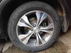 Michelin Latitude Sport. Летние, 2013 год, износ: 50%, 4 шт