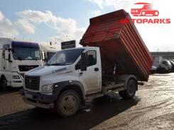 САЗ. Самосвал ГАЗон NEXT ГАЗ- 2507 2015г. в хорошем состоянии!, 4 430 куб. см., 4 515 кг.