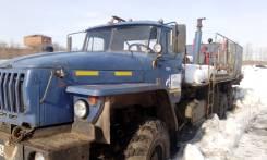 Урал 4320. Урал ца 320, 10 000 куб. см., 11 000 кг.