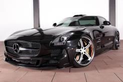 Обвес кузова аэродинамический. Mercedes-Benz SLS AMG, C197. Под заказ